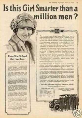 1920's Smart Women