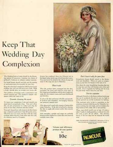 1920's Wedding gaze