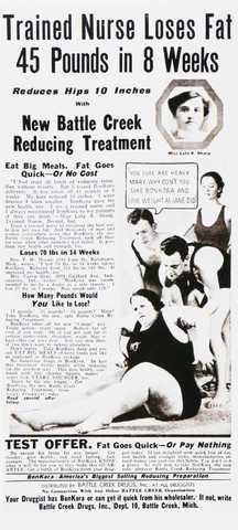 1930's Obese Prejudice