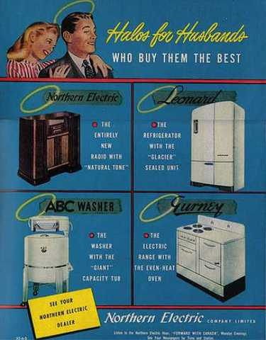 Women Only Really Want Appliances