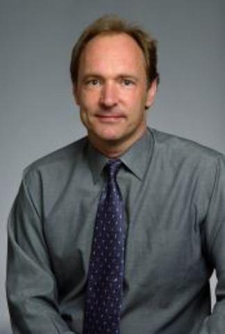 World Wide Web built by Tim Berners-Lee