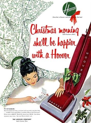 Santa brought a Vacuum