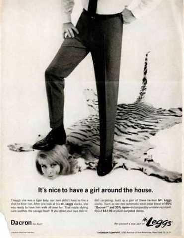 1970's Trophy wife?