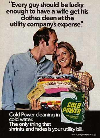 1970's Laundry