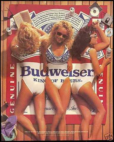 1980's Bud