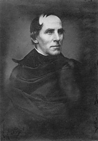 Thomas Cole born