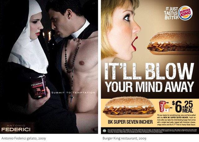2000's sexual ads