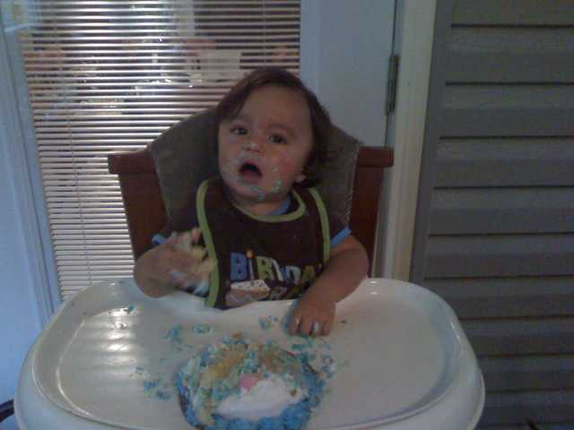Mason's First Birthday