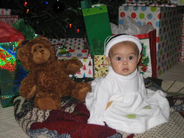 Alena's FIrst Christmas