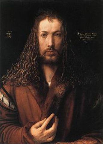 Albrecht Durer born