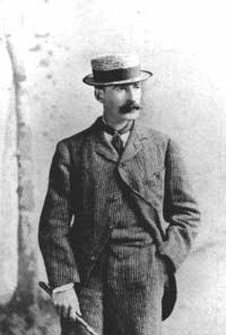 Winslow Homer Born