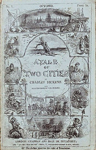 First Chapter of A Tale of Two Cities serailized
