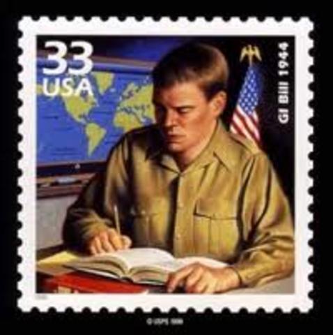 Servicemen's Readjustment Act of 1944