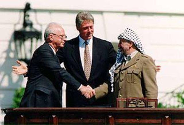 Oslo Peace Accords