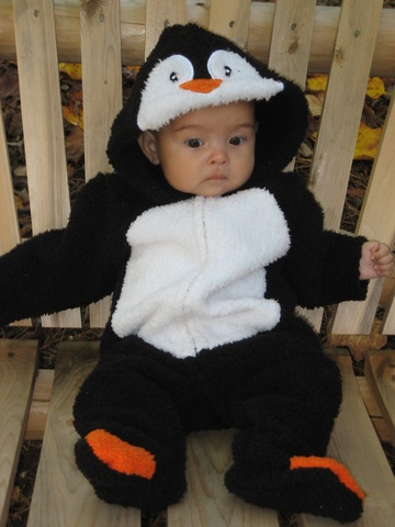 Alena's First Halloween