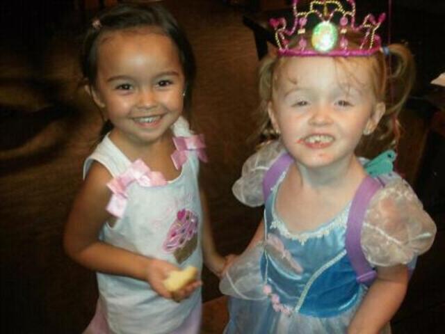 Alena's 4th Birthday