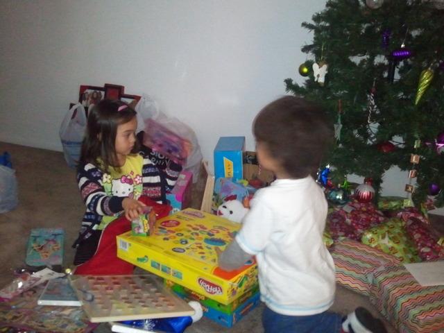Christmas Day!