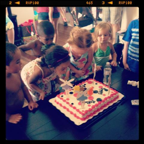 Alena's 5th Birthday