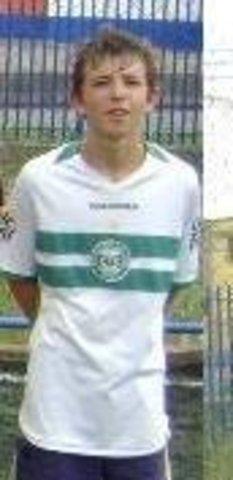 Tiago Santiago, 13 anos é contratado