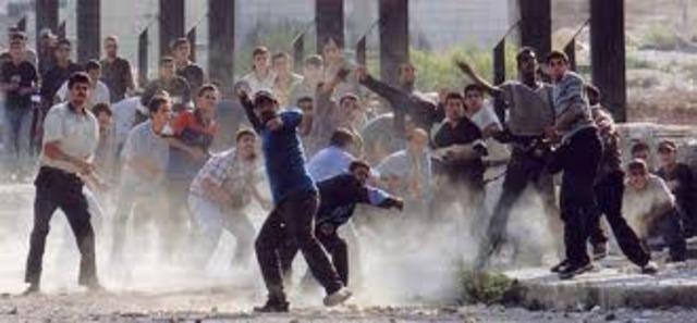 The Intifada