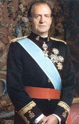 King Juan Carlos I assumes the throne