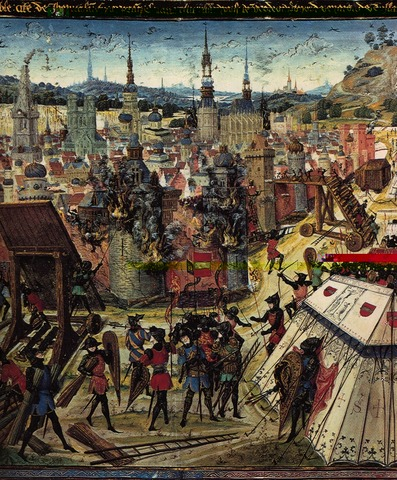 Вторжение феодалов-норманнов