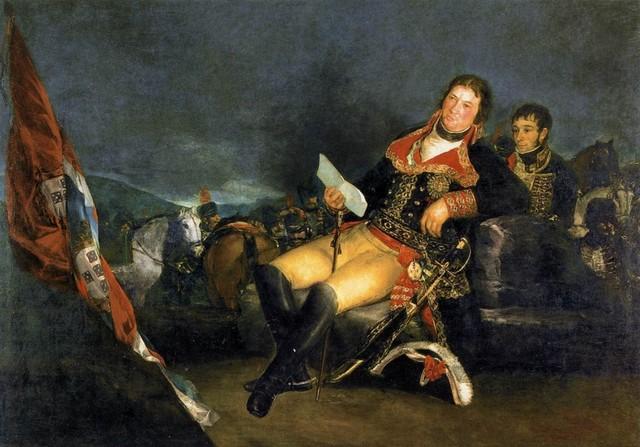 Alianza de Manuel de Godoy con Francia