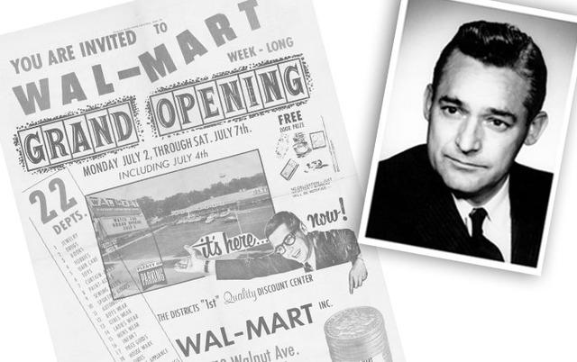 Sam Walton & Walmart