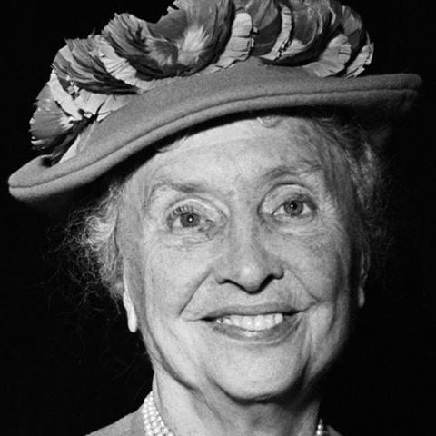 Hellen Keller dies