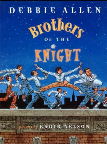 Brothers of the Knight Illustrated by Kadir Nelson