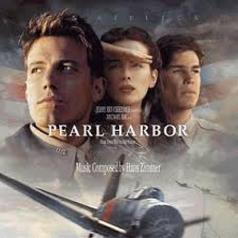 The attack of Pearl Harbor