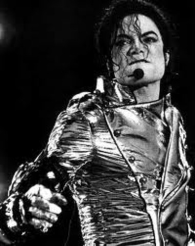 Micheal Jackson was born