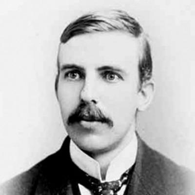 Ernest Rutherford timeline