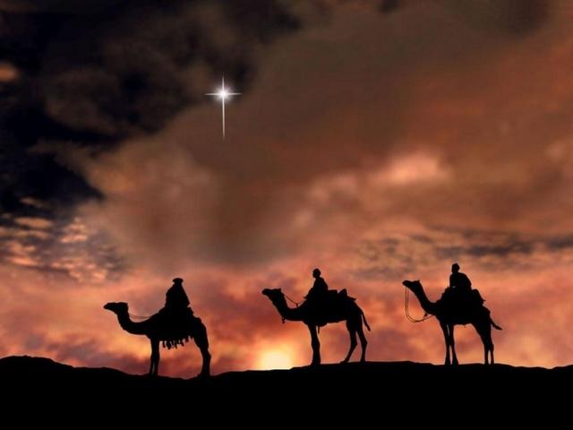 Primeros Reyes Magos