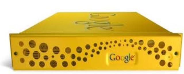 Google Search Appliance, primer elemento hardware.