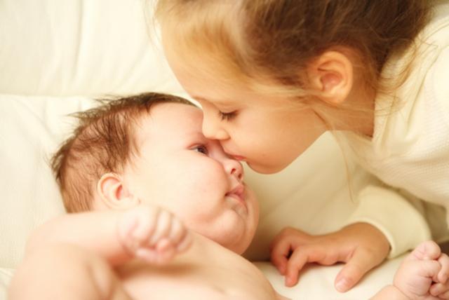 Nacimiento de mi primer hermano