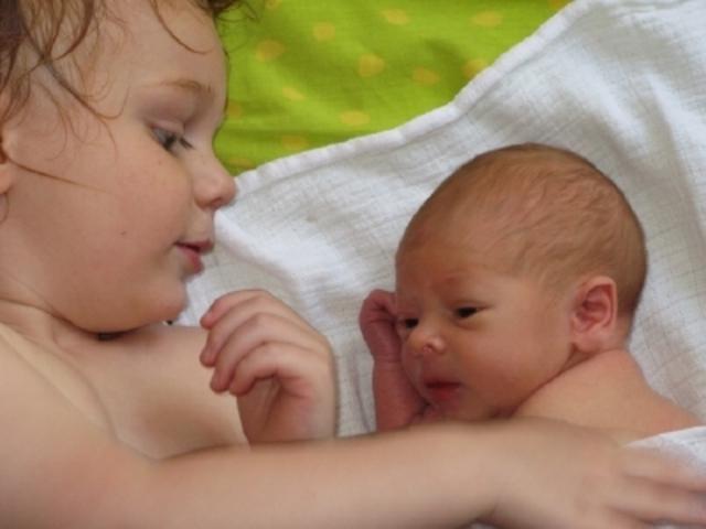 Nacimiento de mi segundo hermanito.
