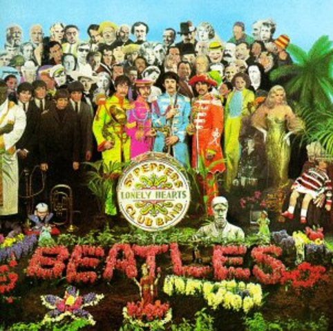 Sgt Pepper : le chef-d'oeuvre