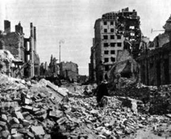 """Blitzkrieg """"lightning war"""" in Poland"""