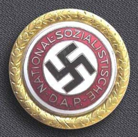 National Socialist's German Workers' Party (Nazi) is formed