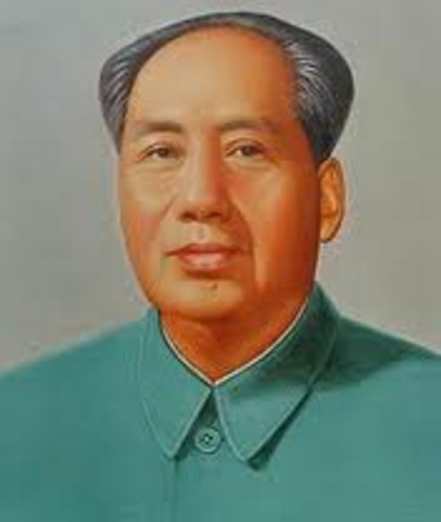 Mao Zedong Came to Power