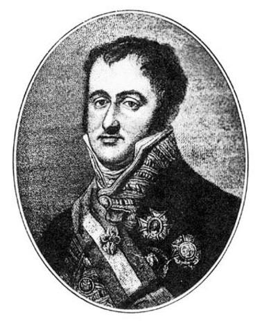 Fernando VII abolió la Constitución