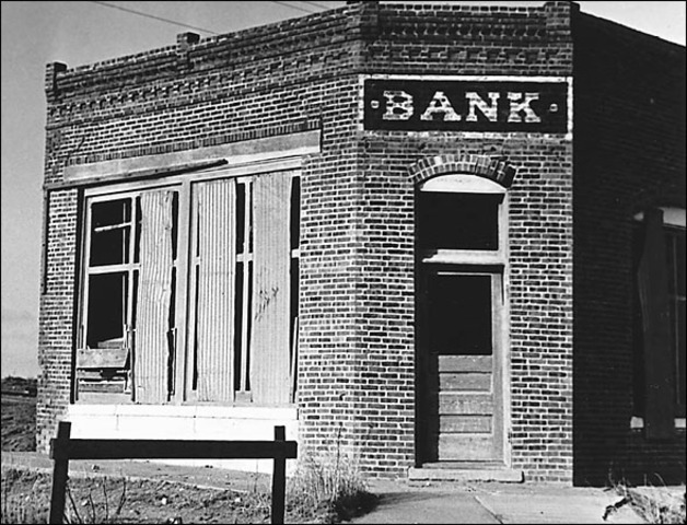 The Banks Fail