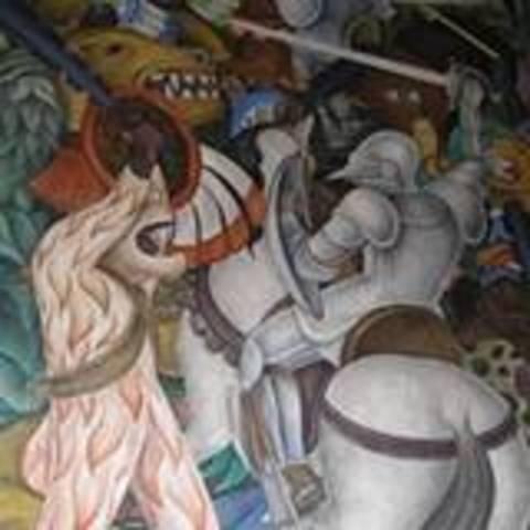 Battle of Teocajas