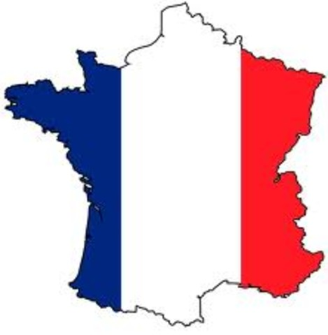 France becomes regarded as a major power
