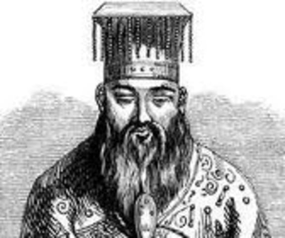 Sui Gongdi becomes Emperor