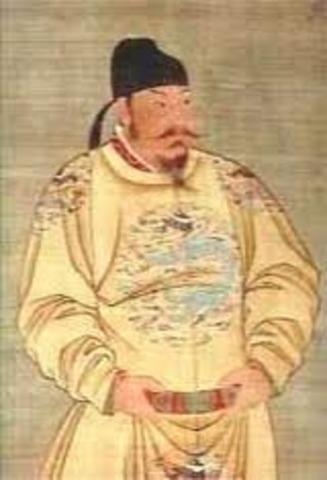 The Emperor Li Shimin