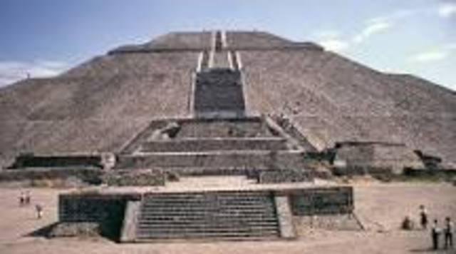 Teotihuacan Declinig (Americas)