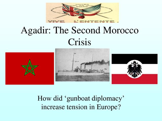 Second Moroccan Crisis