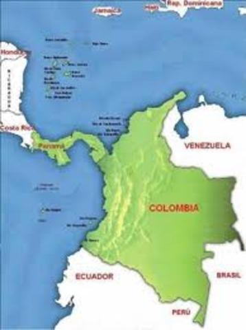 Sepación de Panamá de Colombia